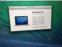 "Macbook pro retina 15"" mid 2014"
