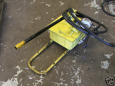 Enerpac Two Stage Hydraulic Pump
