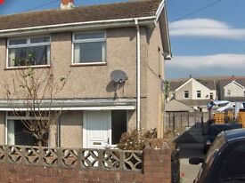 3 Bed property to rent Maes Y Glyn, lower Brynamman (no admin fees)