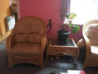 £25 - chairs and table