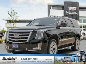 2016 Cadillac Escalade Luxury Collection SAFETY AND RECONDITI...