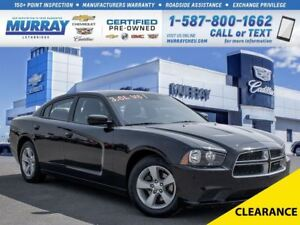 2013 Dodge Charger SE**One Owner!  Highway Driven!**