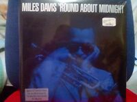 Miles Davis / The New Miles Davis Quintet* ‎– 'Round About Midnight vinyl record for sale!