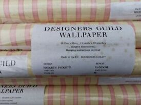 Wallpaper Rolls - different designs