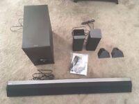 SONY HTRT5 5.1 Wireless Sound Bar (SA-RT5) £300