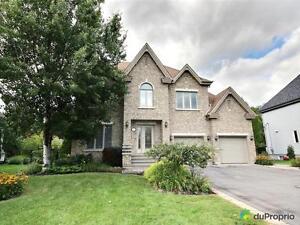 519 000$ - Maison 2 étages à vendre à Coteau-Du-Lac