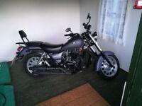 Motorini Bomber 125cc