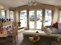 SUPER STATIC CARAVAN FOR SALE SITED ON CHERRY TREE NR GREAT YARMOUTH, NORFOLK/SUFFOLK