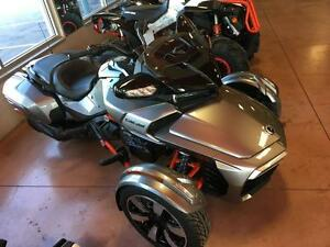 2016 Can-Am Spyder F3-T SE6 w/ Audio System London Ontario image 1