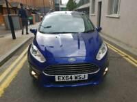 Ford Fiesta ecoBoost 1L. Free road tax
