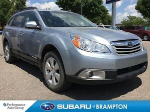 2012 Subaru Outback 3.6 Convenience Package |ACCIDENT FREE|