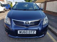 Toyota Avensis 2.2 D-CAT Automatic 5 Door PCO Registered Offers Welcome