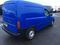 2005/55 vauxhall combo 1.3 diesel small panel van
