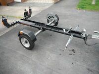 motolug motorcycle trailer