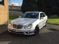 Mercedes e220 cdi Amg