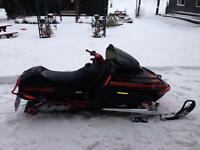 Good condition sled, ready to ride!!