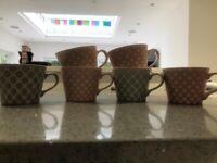 Whittard mugs