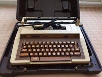 Smith Corona Electra Automatic Typewriter
