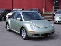 2007 Volkswagen New Beetle 2.5 LUXURY/LEATHER/MUST SEE