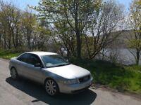 Audi A4 b5 future classic, log MOT, For sale/swap, 130bhp manual gearbox