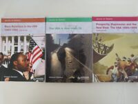 Textbooks | USA | History A level | Civil Rights | USA in Asia | Hodder Education | USA 1890 - 1954 for sale  Ealing, London