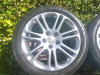 """Vauxhall insignia 18"""" Alloys"""