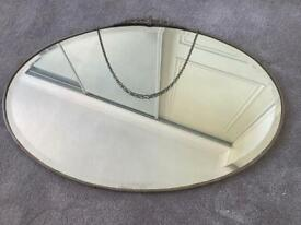 Old 50s/60s Mirror