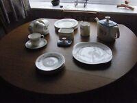 Royal Doulton Tea Service - Pastoral design
