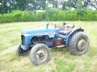 LAYLAND TRACTOR