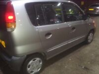 12 MONTHS MOT! SMALL HATCH 1.0 55 MPG ONLY 61000 MILES LOW INSURANCE HYUNDAI ATOZ 550 ONLY!