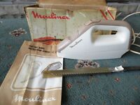 MOULINEX ELECTRIC CARVER £2 ONLY