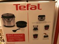 Tefal - 8-in-1 multi cooker