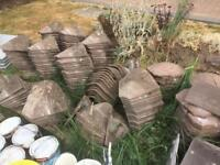 Free Bonnet and hip tiles free