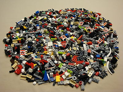 LEGO 1001 SMALL Modification Bricks Parts BULK LOT