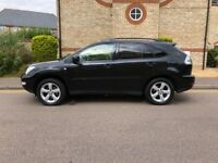 Lexus RX300, Full Service History, In Car Entertainment.