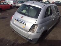 Fiat 500 For Breaking