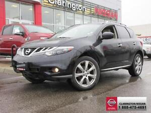 2012 Nissan Murano AWD LE!! NAVI!! PLATINUM PACKAGE
