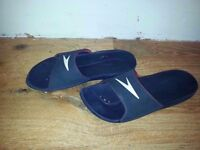 Speedo Atami Men's Beach and Pool Shoes Flip Flops condition used UK size 10
