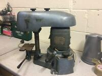 1950s hoover bench drill