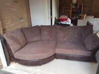 DFS 4 seater Corner Sofa, hardly used, 2 years old and in great condition.