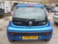 Citroen C1 Splash,3 door hatchback,1 previous owner,2 keys,£20 a year road tax,only 55k,great mpg