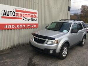 2010 Mazda Tribute GS - V6 - AWD - GARANTIE 1AN/15000KMS