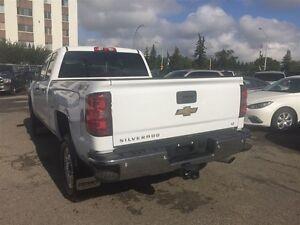 2015 Chevrolet SILVERADO 2500HD 4x4 power windows power lock ... Edmonton Edmonton Area image 6