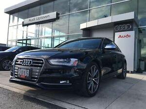 2015 Audi S4 3.0T Technik (S tronic)