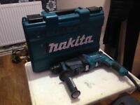 Makita rotary hammer drill