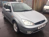 SALE! Bargain trade in to clear, Ford Focus, motd ready to go