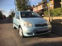 Excellent Toyota Yaris 2005 very low miles