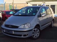 2003 03 Ford Galaxy 1.9TD ( 130ps ) Zetec~JUNE 2017 MOT~P/X TO CLEAR~