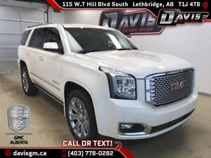 Used 2015 GMC Yukon Denali-7 Passenger, Navigation, Heated/Coole