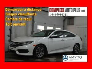 2016 Honda Civic Sedan EX *Toit ouvrant,Mags,Camera recul